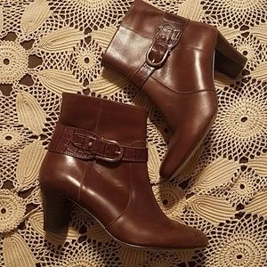 Anne Klein Booties...Look!